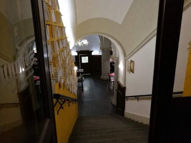 basement shop floor