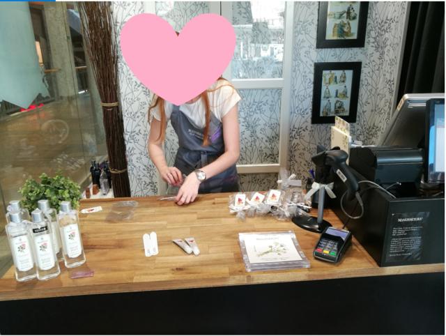 manufaktra shop woman